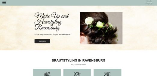 Make Up and Hairstyling Ravensburg